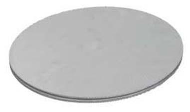 Disco rotativo cinzento